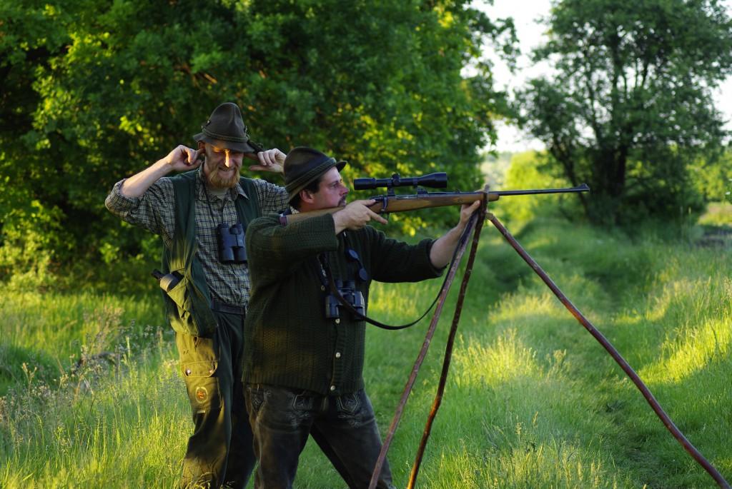 rossz látással vadászni