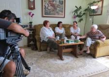 Bán Beatrix, Sípos Istvánné, Bíró Gabriella és Detky Jánosné felidézte a Klub alapítás körülményeit, az azóta eltelt idő eredményeit