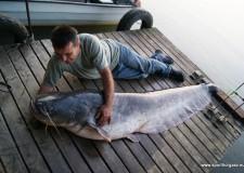 János régóta jár a Tisza-tóra, sok szép kuttyogatós emléket őriz kedvenc vizéről