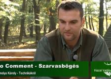 NO COMMENT – Hazai Vadász – Szarvasbőgés – Homolya Károly – Technikákról