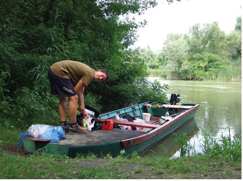 Házibuhera – Avagy készítsünk csónakot házilag!
