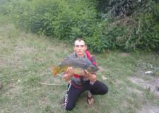Tisza-tó – Fogási napló – Augusztus / Szeptember