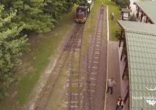 HAZAI VADÁSZ – Madárszemmel – Gemenci Erdei Vasút – Pörböly állomás