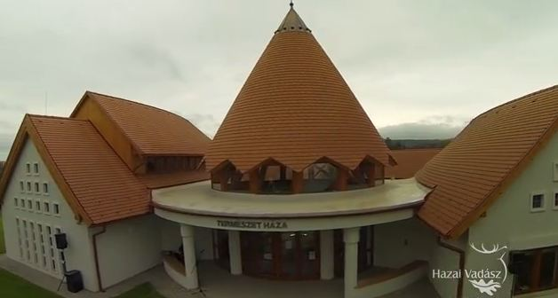 HAZAI VADÁSZ – Madárszemmel – A Természet Háza – Gyenesdiás – 2014.10.02