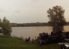 HAZAI VADÁSZ – Madárszemmel – Gemenci Erdei Vasút – Dunaparti megálló