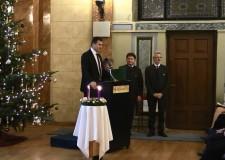 Évzáró karácsonyi ünnepség a VERGA Zrt.-nél – 2015. január 4-i adásból
