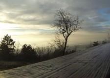 HAZAI VADÁSZ – Madárszemmel – A Velencei-tó fölött: a Bence hegy – 2014.12.18