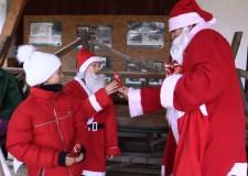2014. december 6 – KASZÓ – Mikulásjárat a BALÁTA-tónál!