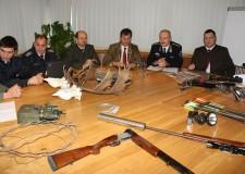 Az Erdőgazdaságok és a rendőrség bakonyvidéki együttműködése – 2015. január 16. – Veszprém.