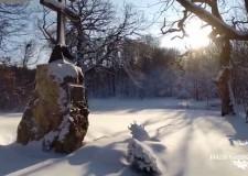 HAZAI VADÁSZ – Madárszemmel – A téli Vértes – 2015. január 26