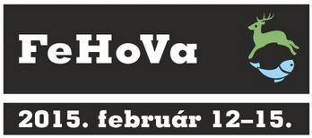 FEHOVA – VADÁSZ Színpad (A pavilon) – részletes program – 2015.02.12-15