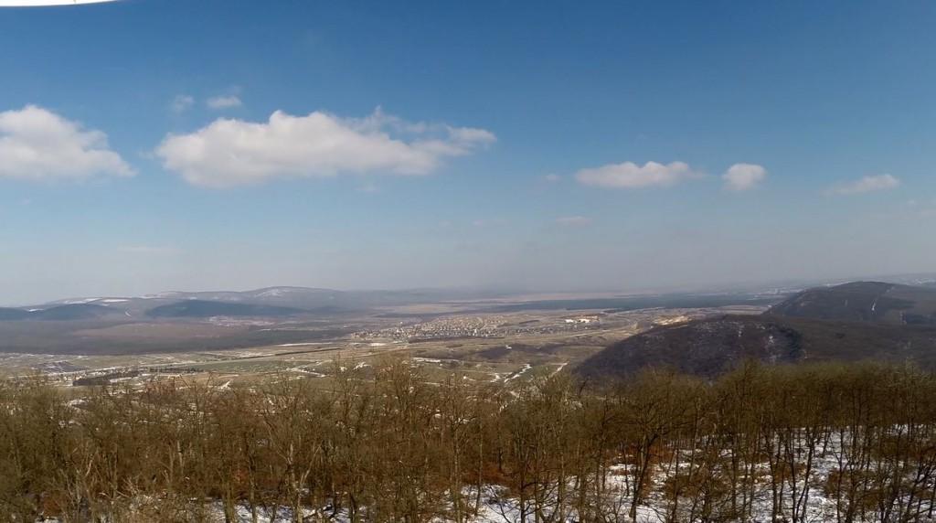 HAZAI VADÁSZ – Madárszemmel – Kilátóhely nézőben a Bakonyban – 2015.02.18