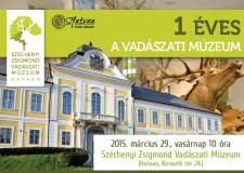Városi vadak világa – előadás a Széchenyi Zsigmond Vadászati Múzeumban