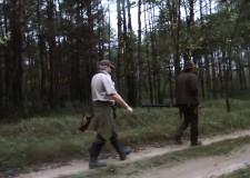 Pirschjagd im Forstgebiet von KEFAG Zrt in Süd-Kiskunság in Ungarn