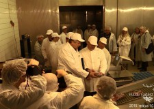 Miniszteri látogatás a Soponyai Vadhúsfeldolgozó Üzemben – 2015. május 10-i adás