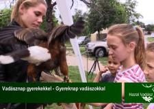 Vadásznap gyerekekkel – Gyereknap vadászokkal: Várpalotán – 2015.06.21-i adás