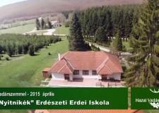 HAZAI VADÁSZ – Madárszemmel – Obornaki Nyitnikék Erdészeti Erdei Iskola – 2015.04.11