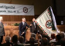 Életképek – Országos Erdészeti Egyesület 146. Vándorgyűlése – Kaposvár – 2015.06.27