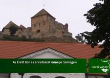 Az Érett Bor és a Vadászat ünnepe Sümegen – 2015.08.30-i adás
