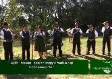 Győr – Moson – Sopron megyei Vadásznap – Göbös-majorban – 2015.09.27-i adás