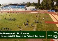 XIX. Nemzetközi Erdészeti és Faipari Sportnapok – 2015.06.20