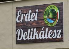 """Az """"Erdők ínyencfalata"""" megérkezett Tatabányára a Vértesi Erdő Zrt. jóvoltából – 2015.10.09."""