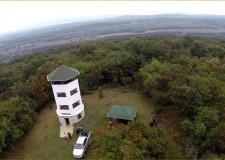 Madárszemmel képek – Somló-hegyi kilátó ünnepélyes átadása – 2015.10.09