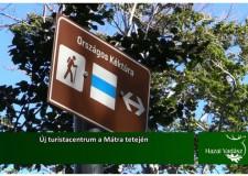Új turistacentrum a Mátra tetején – 2015.10.25-i adás