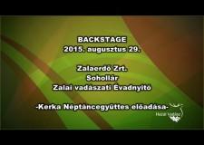 Sohollár Zalai Vadászati Évadnyitó – 2015.08.29. – Kerka Néptáncegyüttes előadása