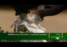 NIMRÓD Percek: Zalai rekord – a Keszthelyi hegységből – 2015.10.11-i adás