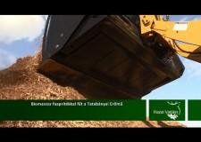 Biomassza faaprítékkal fűt a Tatabányai Erőmű – 2015.10.18-i adás