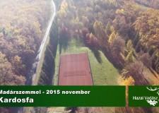 Konferencia az új vadászati törvényről – Kardosfa – 2015. 11. 11. – Madárszemmel