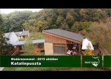 X. Jubileumi Délnyugat-Cserháti Trófeaszemle Katalin-pusztán – 2015.10.17. – Madárszemmel