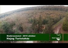 Átadták a Hajag turistaházat a Verga Zrt.-nél – 2015.10.16. – Madárszemmel