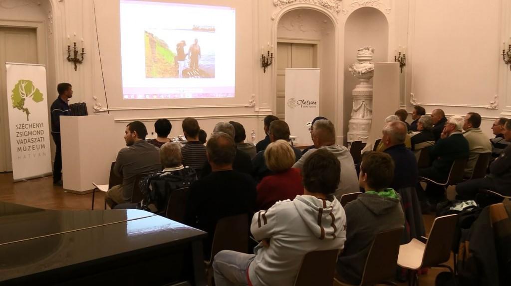 Erdei Attila a method módszerről és a halak védelméről – 2015.12.16 – Előadás részlet