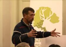 Erdei Attila feeder világbajnokunk előadása a Széchenyi Zsigmond Vadászati Múzeumban