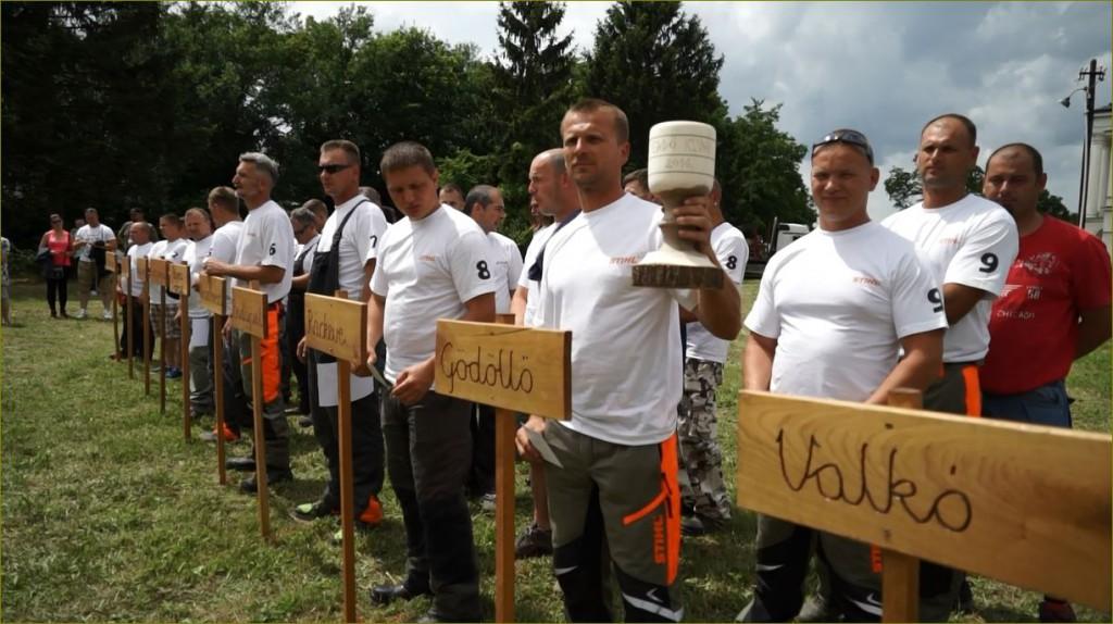 II. Parkerdő Kupa Fakitermelő Verseny – 2016.06.11