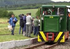 Újjáépítették az erdei vasutat az Ipolyerdő Zrt.-nél – 2016.07.03-i adás