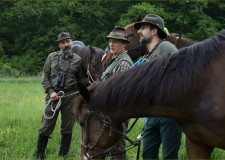 Auf der Jagd zu Pferde in Ost-Zselic – 2016