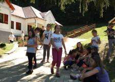 """Erdei Tündértábor a Zalaerdő Zrt. """"Nyitnikék"""" Erdészeti Erdei Iskolájában – 2016.07.31-i adás"""