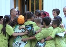 Kárpátaljai és gyergyószentmiklósi gyerekek találkoztak a NEFAG Zrt. és a KEFAG Zrt. erdészeinek jóvoltából – 2016.08.28-i adás