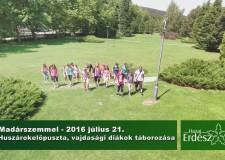 Madárszemmel – Huszárokelőpuszta – 2016.07.21