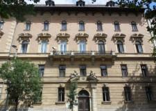 130 évvel ezelőtt költöztek be elődeink egykori – Alkotmány utcai – székházunkba