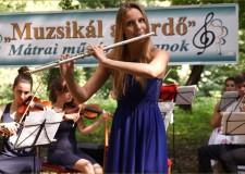 Részlet a Muzsikál az Erdő Mátrai Művészeti Napok klasszikus zenei koncertjeiből – Film