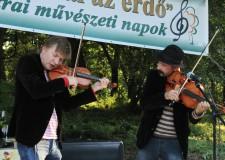 """Újra """"Muzsikál az erdő"""" a Körösök völgyében – 2016.09.30-10.02"""