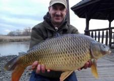 Tisza-tó: Egyre több helyen fognak szép halakat! – 2016. november