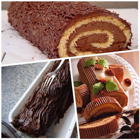 Receptajánlatok az Ünnepek közeledtével:  Egy igazi erdész desszert! – Fatörzs torta– 2016.12.22