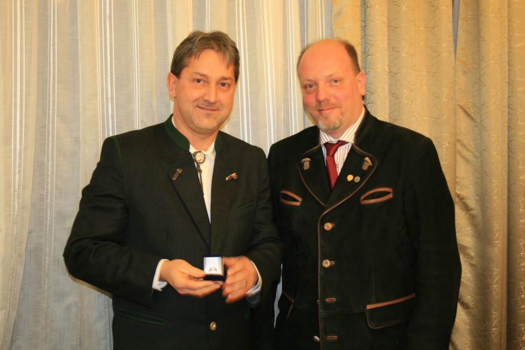 Elismerő kitüntetést kapott Antli István a Gyulaj Zrt. termelési- és kereskedelmi vezérigazgató-helyettese