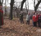 Történelem a Gerecsében – Szantner Gábor, Habsburg József Ágost főherceg emlékápolója- 2016.11.19