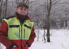 Von der winterlichen Nachsuche mit dem Schweisshundführer Ferenc Bartha – Teil Eins